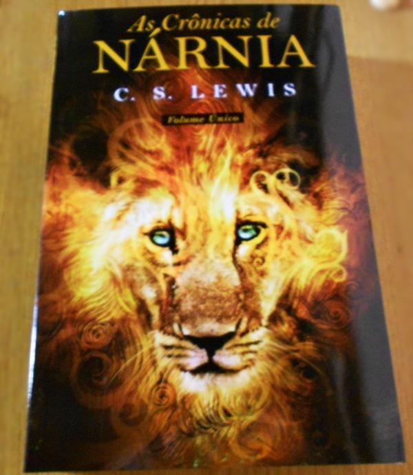 Livro As Crônicas de Nárnia C. S. Lewis, Submarino, WMF Martins Fontes, Submarino