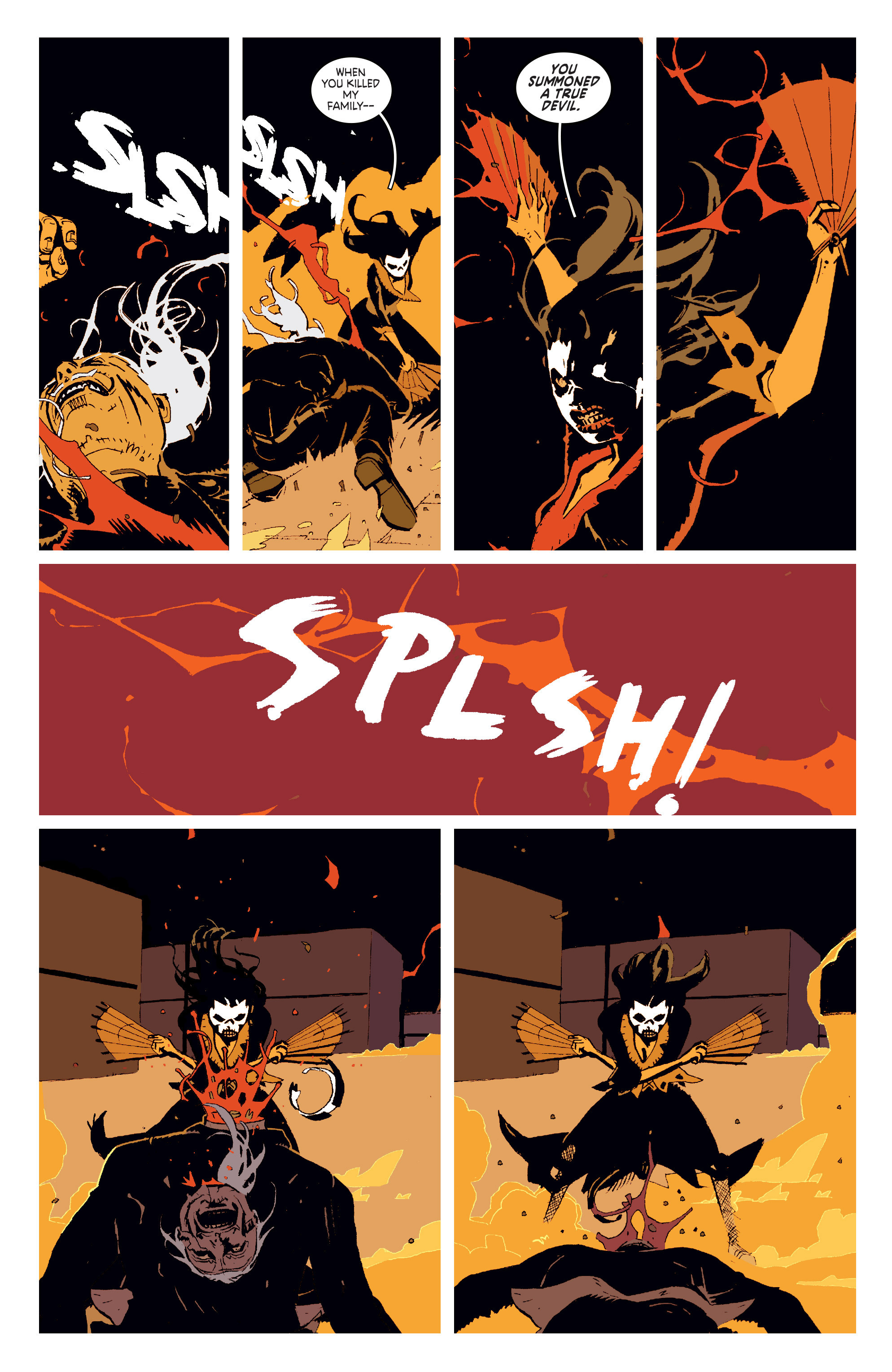 Read online Deadly Class comic -  Issue # _TPB 3 - 40