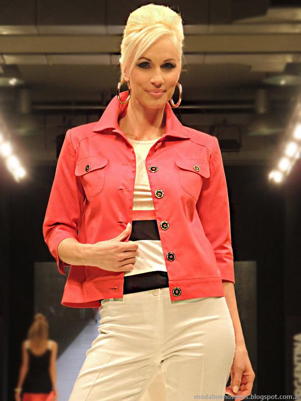 Adriana Costantini primavera verano 2014. Moda Argentina 2014.