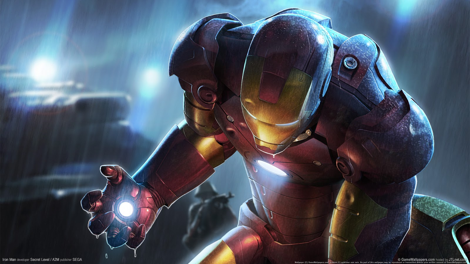 Wallpaper of Iron Man HD
