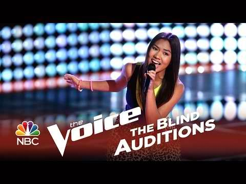 Katriz Trinidad makes it to The Voice USA blind audition