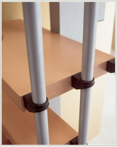 space saver stairs - railings
