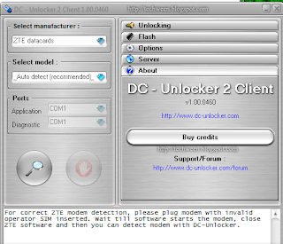 How to unlock ZTE MF190