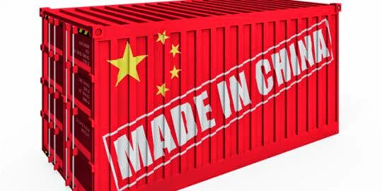 China Salip Ekonomi Amerika Serikat