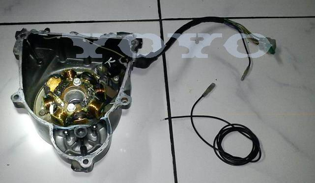 yo2: DIY Full Wave Bajaj Pulsar 180