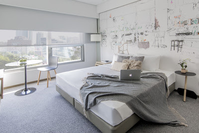 Hotel Stage Opens In The Historic Heart Of Hong Kong