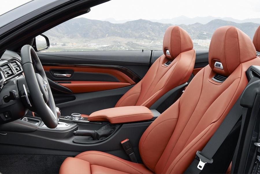 BMW M4コンバーチブル