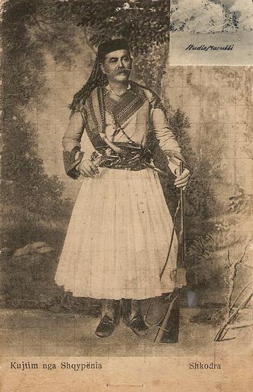 Σκόντρα-Γκεκαριά