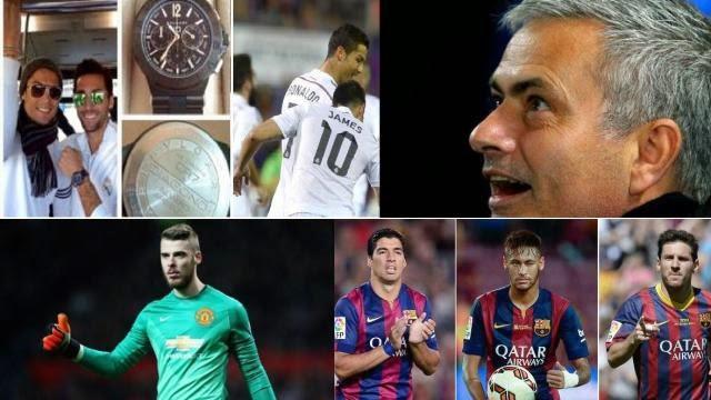 ملخص اخر اخبار ريال مدريد وبرشلونة ومتفرقات اخرى