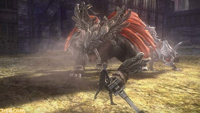 God Eater 2 PS Vita