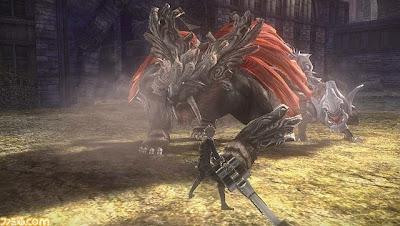 God Eater 2 PS Vita