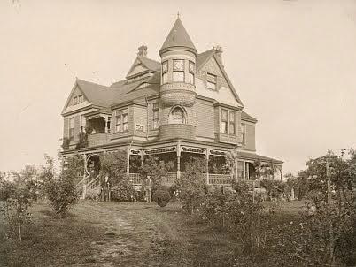Historic John Mock House