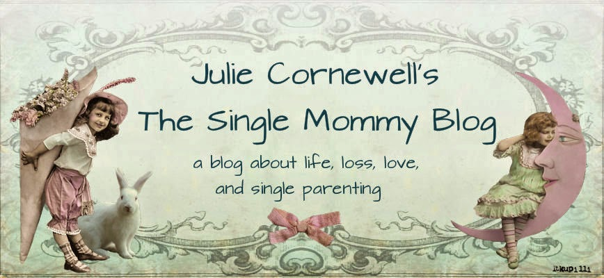 Julie Cornewell's The Single Mommy Blog