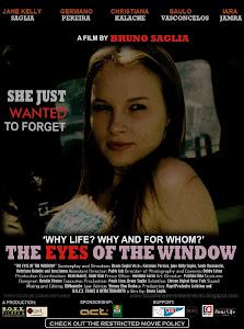 Pôster Filme Os Olhos da Janela - Versão em Inglês