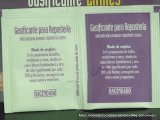 Acido Tartarico y Bicarbonato Sodico