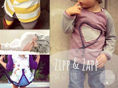nähen; Zipp&Zapp; jojolino; Shirt; rücken; fredfadenfroh