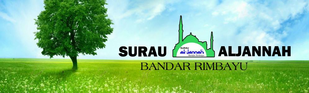 Surau AlJannah Bandar Rimbayu