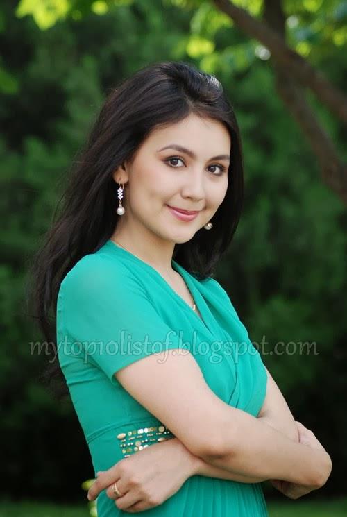 beautiful Dilnoza Kubayeva