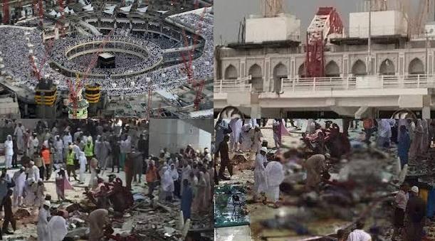 Tanggapan Atas Musibah Jatuhnya Crane di Masjidil Haram