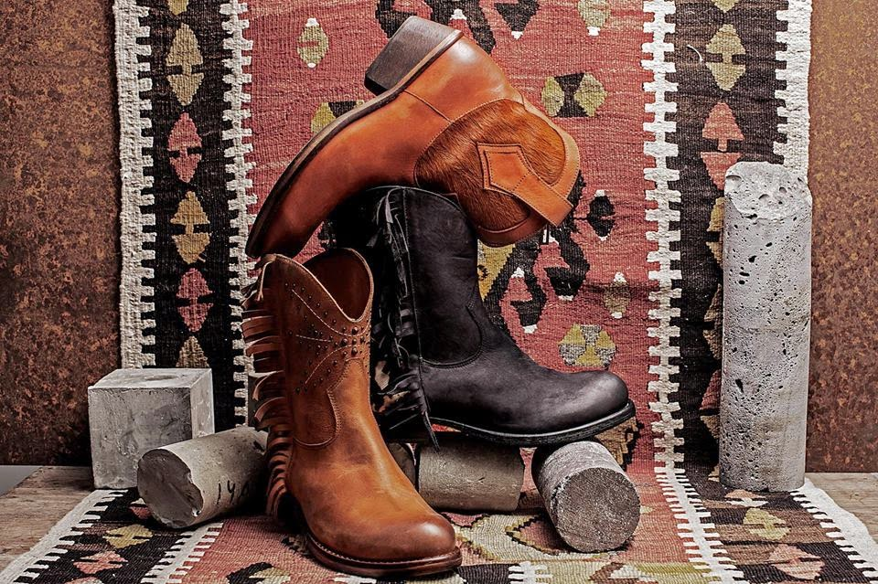 Clay´s marca de botas portugueses de Barcelos
