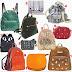 Accesorios de moda femenina: Minibags & mochilas que se llevan esta temporada otoño invierno 2015