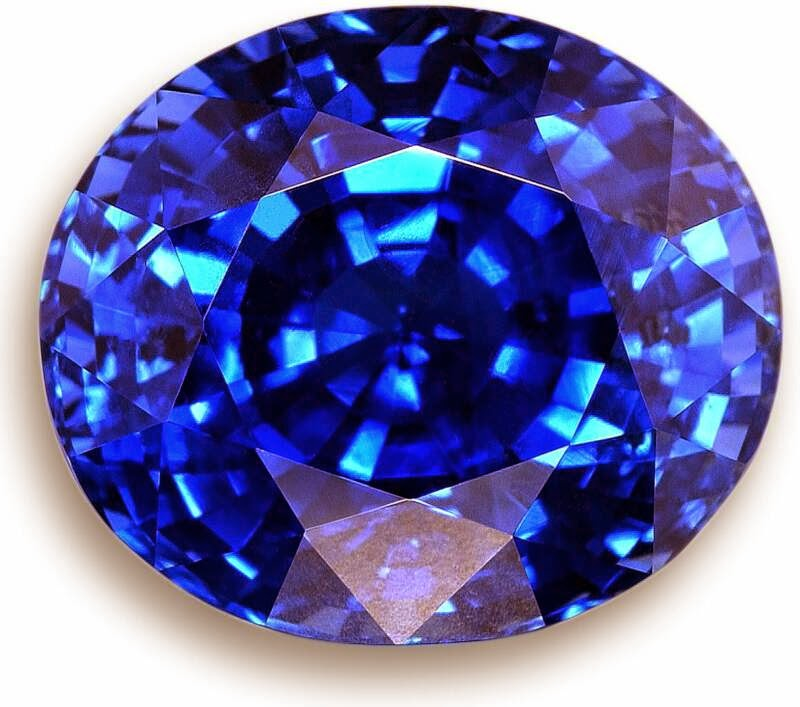 picture of a sapphire birthstone