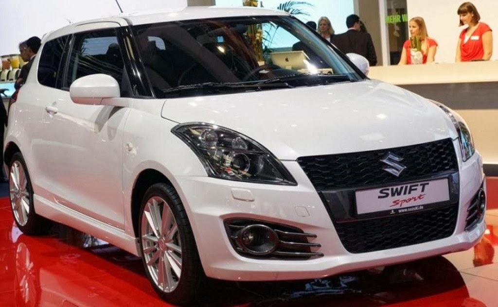 Maruti Suzuki Swift Sport Photos