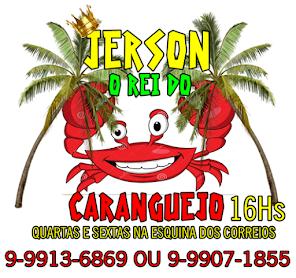 JERSON O REI DO CARANGUEJO