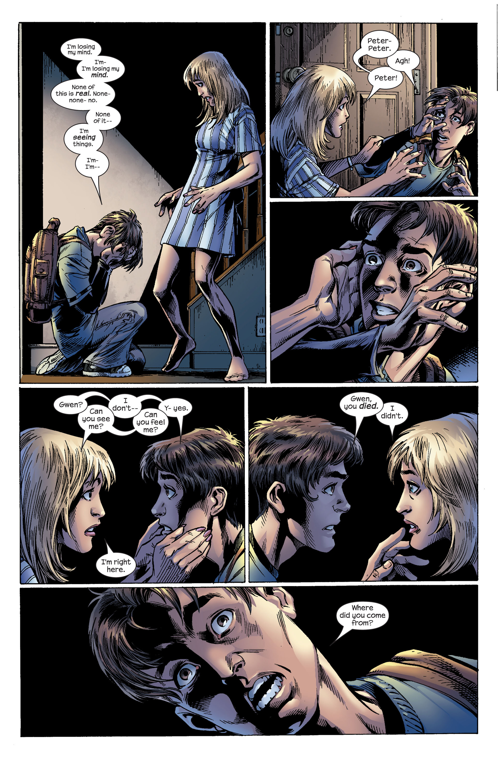 Ultimate Spider-Man (2000) Issue #99 #103 - English 4