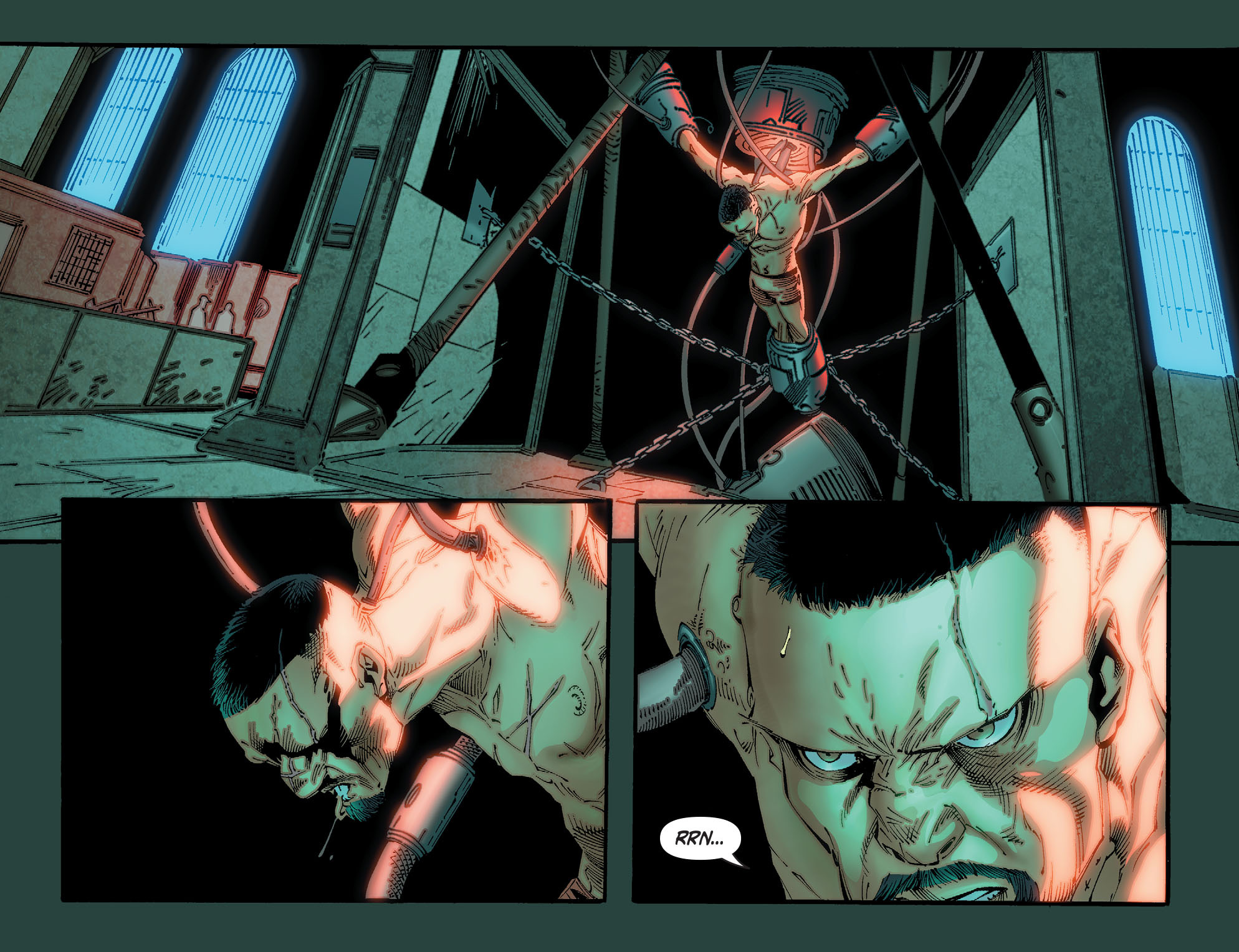 Batman: Arkham Knight [I] Issue #7 #9 - English 4
