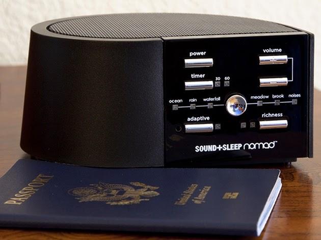 sleep sounds for travel