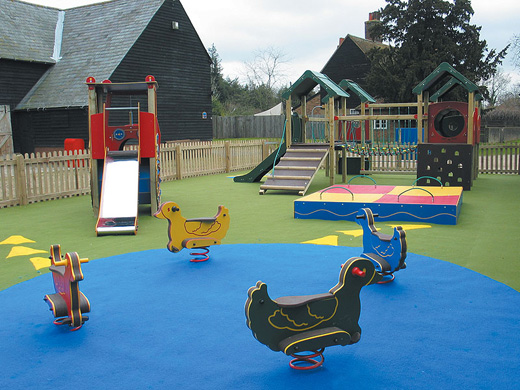Commercial Playground Equipment - Incredible Versatility