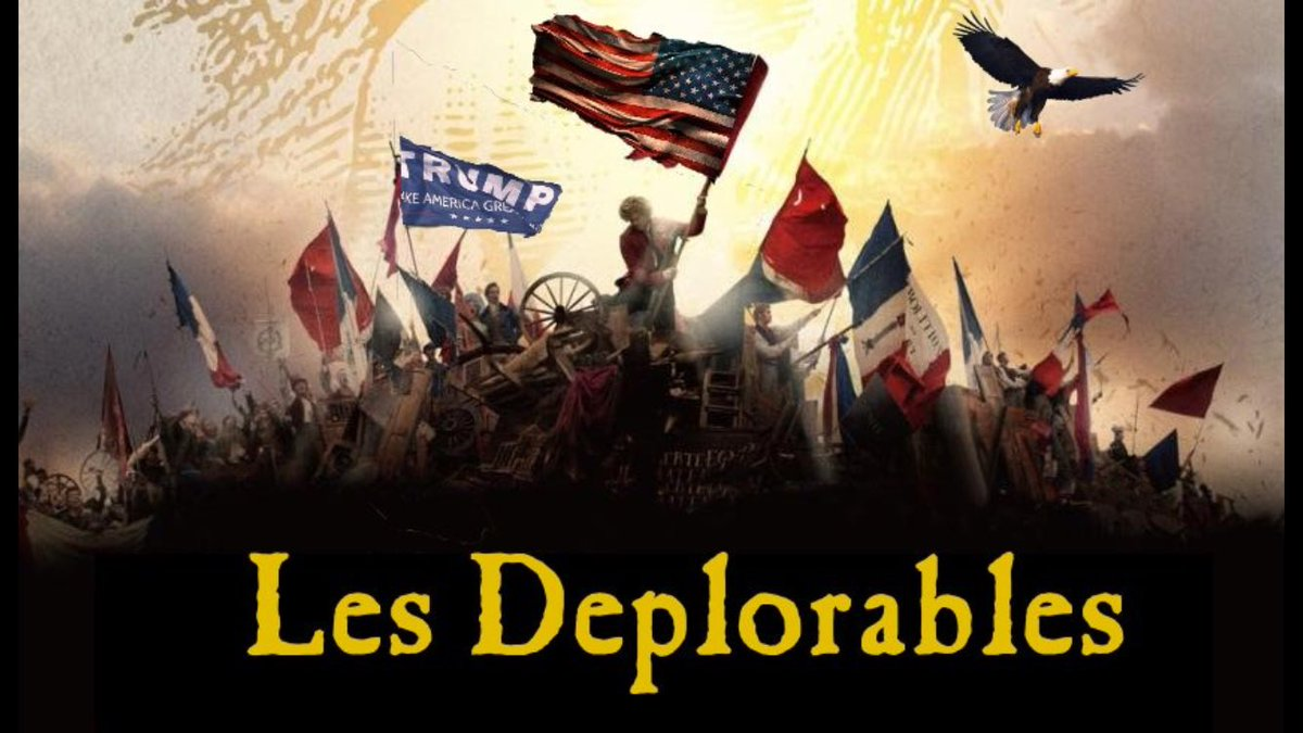 #BasketofDeplorables