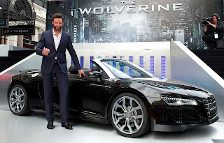 Hugh Jackman, Top Gear and Audemars Piguet…
