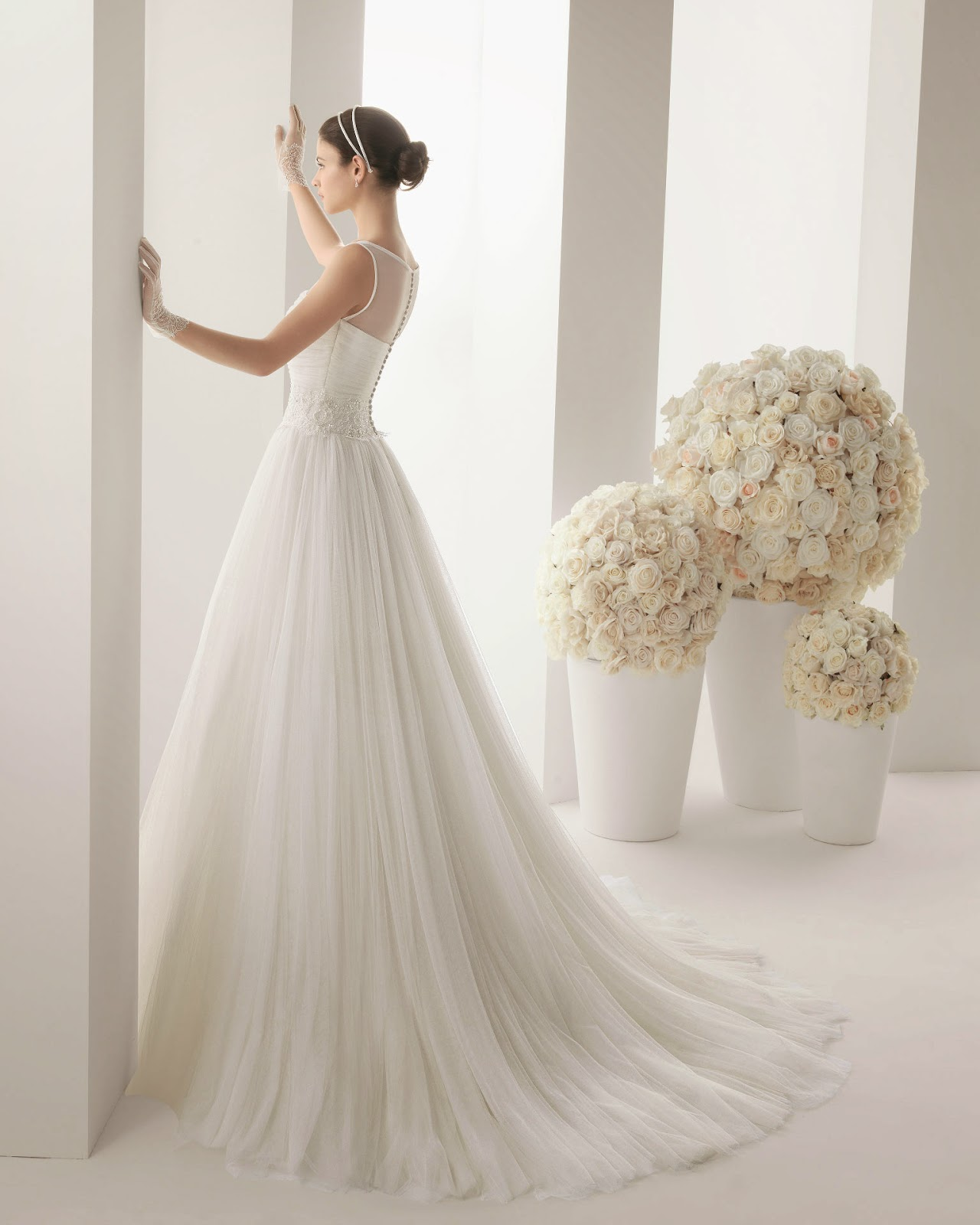 Rosa Clara Wedding Dress Collection 2014