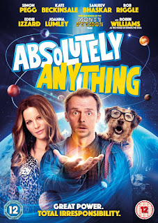 Absolutely Anything (2015) Bluray 720p Sub Indo Film