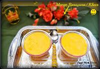 mango rasayana recipe,mango seekarane,mango shikran,mango kheer,aam kheer,mango payasam,mango seekarane recipe