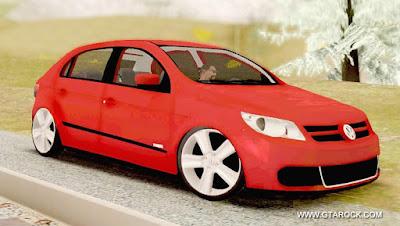 GTA SA - Volkswagen Gol G5 Edit