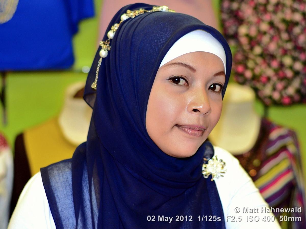 Indonesian muslim girls