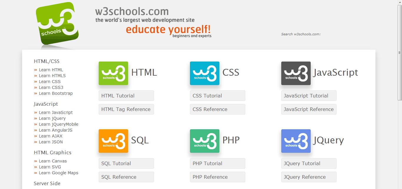 download w3school offline version 2015 highly compressed
