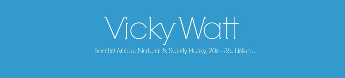 VICKY WATT