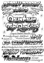 7/30 (Thu) Downtown Top Ranking @ The Delancey
