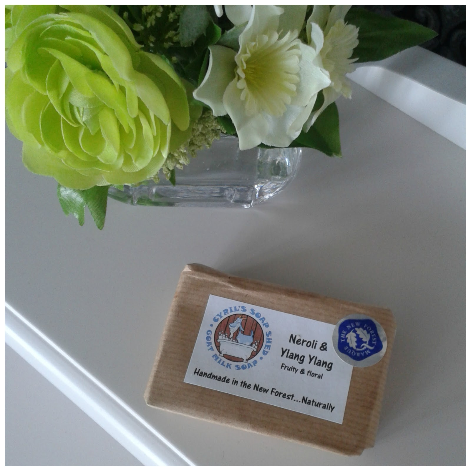 Cyril's Soap Shed Goat Milk Soap