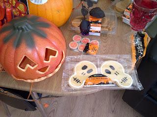 Halloween Cake Decorations Asda : Halloween range at Asda - Unique Young Mum