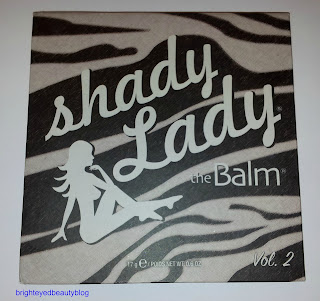 Shady Lady Vol. 2 Palette by theBalm