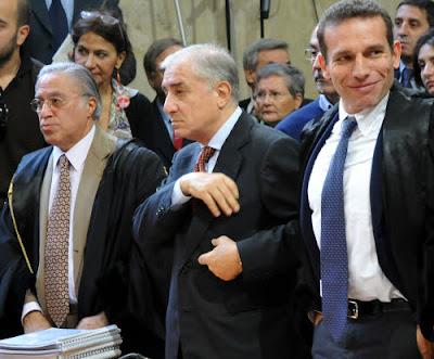 Marcello Dell'Utri on trial