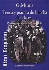 Les 'Obras Completas' del revolucionari Grandizo Munis en el web 'La Bataille Socialiste'