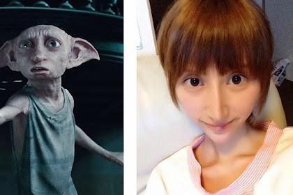 Wanita Asal Jepang Ini Terobsesi 'Peliharaan' Harry Potter