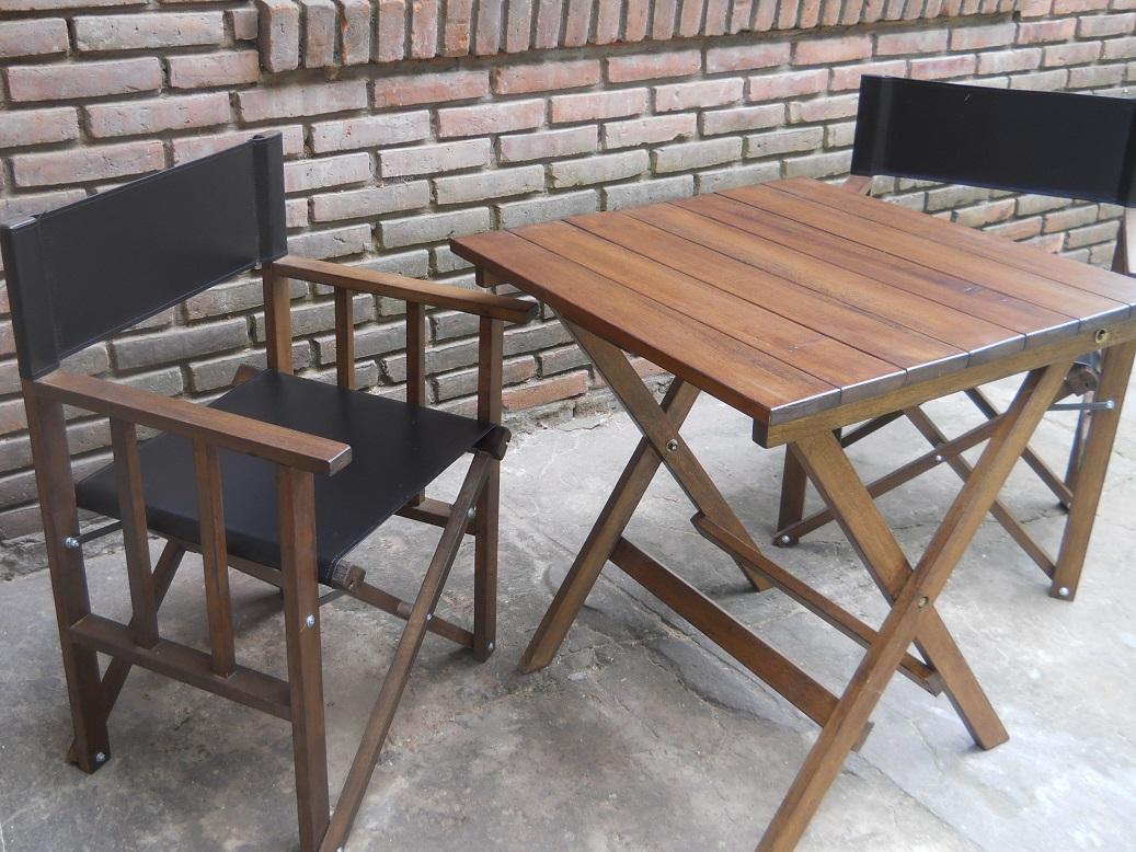 Maderas y muebles amadeus mesa 60x60 y 70x70 cm y for Mesa 70x70 madera