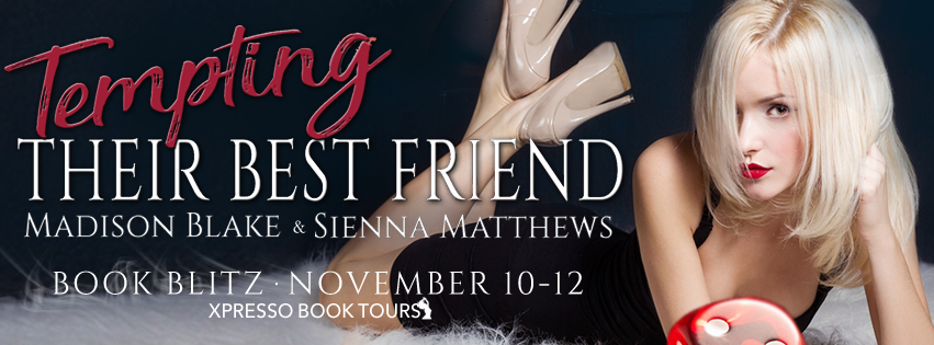 Tempting Their Best Friend Book Blitz
